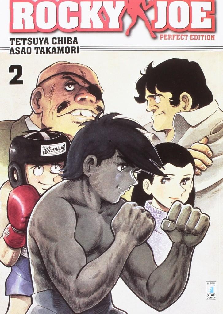 Fumetti: Rocky Joe - Perfect Edition (13 volumi)