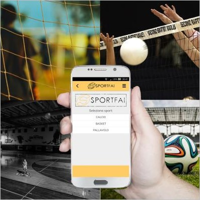 App Android: Sportfai, l'applicazione per lo sport amatoriale
