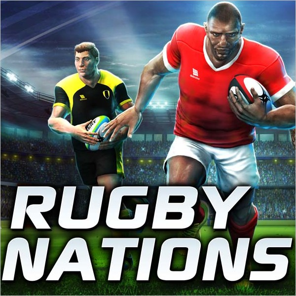 App Android: Rugby Nations 18