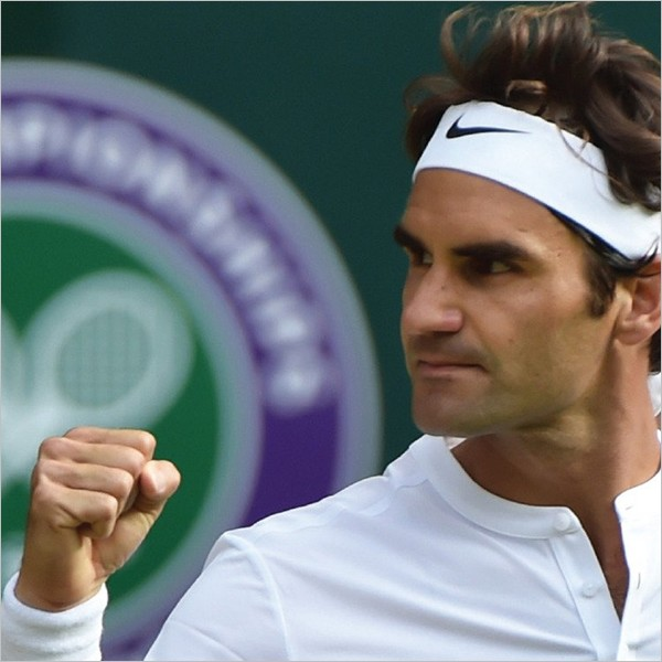 """""""Il codice Federer"""" di Stefano Semeraro"""