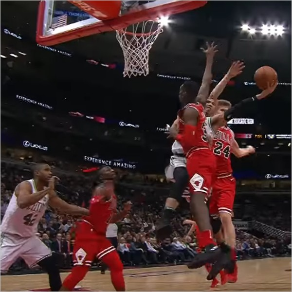 NBA: Top 10 Plays of the Night - 5 Marzo 2018