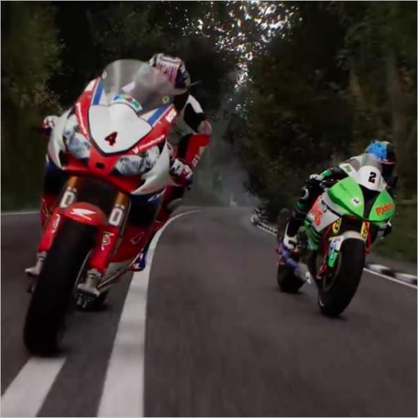 "VideoGame: ""TT Isle of Man - Ride on the edge"""