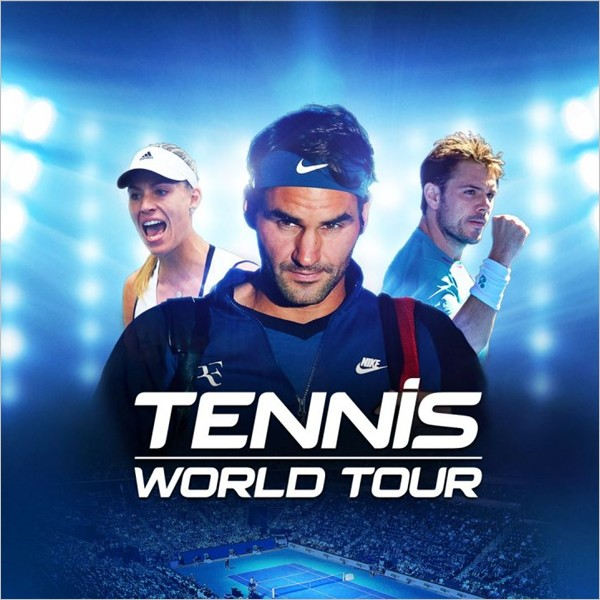 VideoGame: Tennis World Tour
