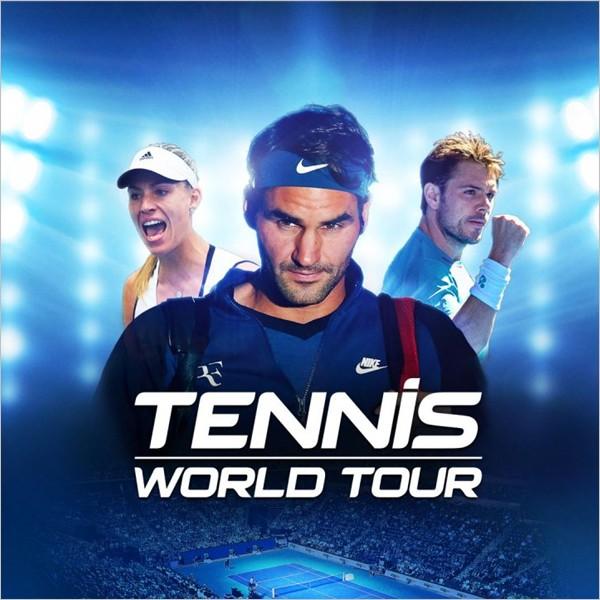 VideoGame: Tennis World Tour