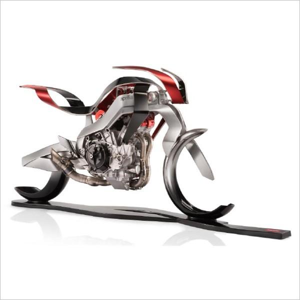 Motocicletta. L'architettura della velocità in Mostra