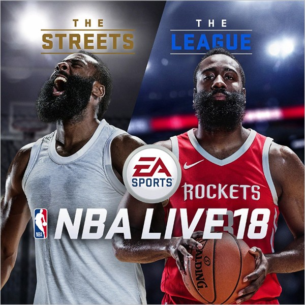 VideoGame: NBA Live 18 - The One Edition